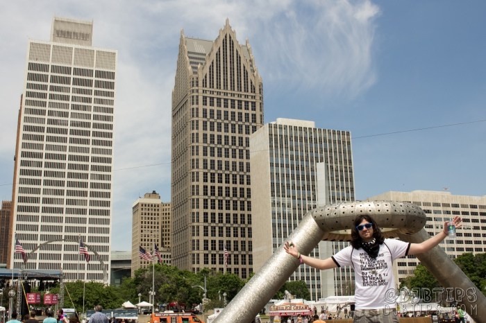 LongArms in Detroit 2014