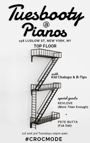 KC-Pianos TUESBOOTY kevlove